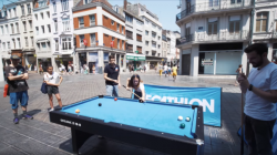 BILLARD DECATHLON