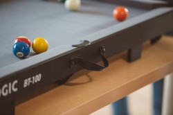 LE BILLARD BT100 V2 DE DECATHLON