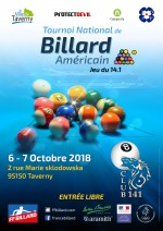 AMERICAIN -TOURNOI NATIONAL 1- RELANCE INSCRIPTION