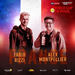 AMÉRICAIN - WORLD CUP OF POOL 2019