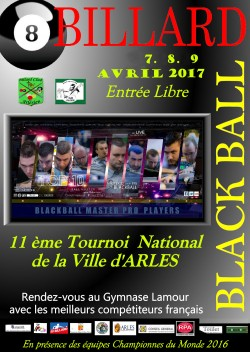 Tournoi national 7 blackball