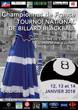 BLACKBALL - Tournoi national 4 - Cabourg