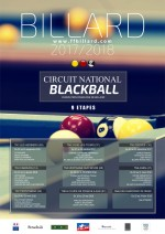 Calendrier blackball 2017/2018