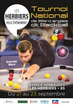 TOURNOI NATIONAL BLACKBALL LES HERBIERS