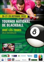 BLACKBALL- TOURNOI NATIONAL 2 - JOUE-LES -TOURS