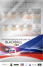 SAISON NATIONALE BLACKBALL
