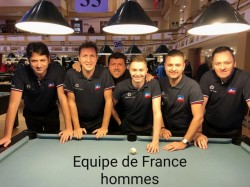 BLACKBALL - CHAMPIONNAT DU MONDE BRIDLINGTON