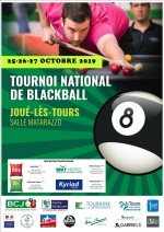 BLACKBALL 1E TOURNOI NATIONAL À JOUÉ-LÈS-TOURS
