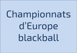 Championnats d'Europe Blackball