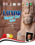 World Cup 3-bandes UMB à Luxor