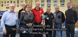 1-BANDE - Tournoi national 1 - Chartres