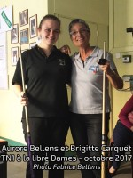 PARTIE LIBRE DAMES : Tournoi national 1 - Reims