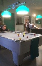3E WEEK-END HANDI-BILLARD