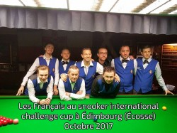 SNOOKER - International Challenge Cup 2017