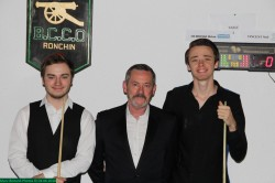 SNOOKER : Q School 2018