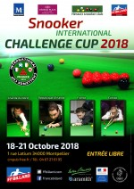 SNOOKER-INTERNATIONAL CHALLENGE CUP 2018