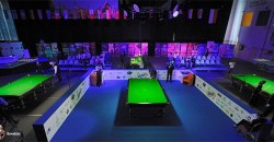 CHAMPIONNATS D'EUROPE DE SNOOKER