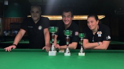 SNOOKER TOURNOI NATIONAL MASTERS À MONTPELLIER