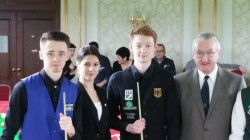 SNOOKER : championnats d'Europe - Sofia (Bulgarie)
