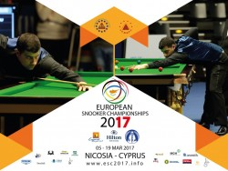 Championnats d'Europe Snooker