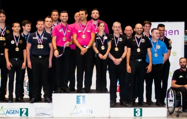 CHAMPIONNATS DE FRANCE BLACKBALL